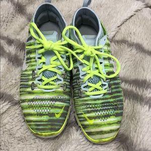 Fun colored Nike frees!